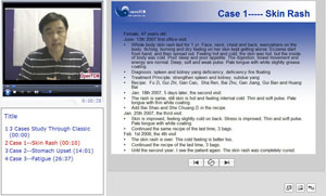 3 Cases Study Through TCM video course screenshot